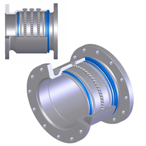 Engineered swivel joints standard specialist materials