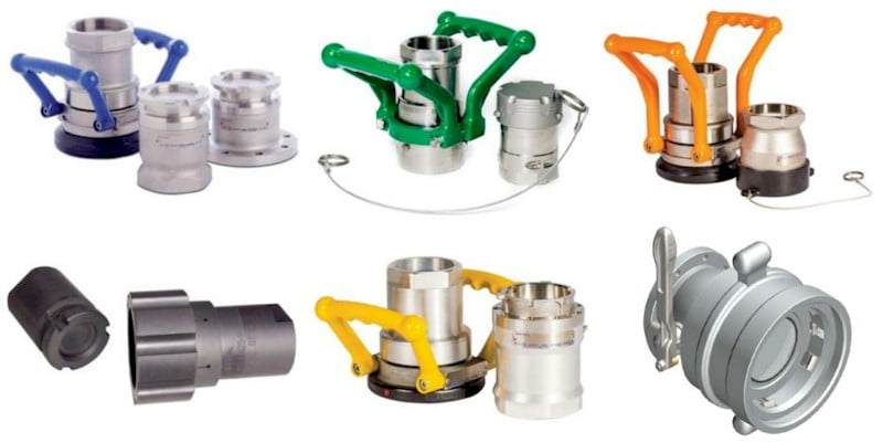 Couplings Range