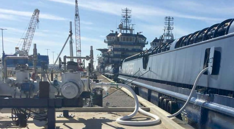 LNG and LPG Transfer