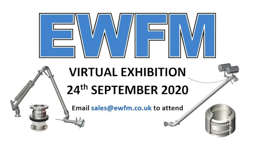 EWFM Virtual Exhibition 2020 logo